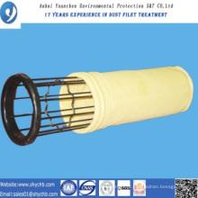 Saco de filtro direto da poeira da fonte P84 da fábrica para a indústria da metalurgia com amostra grátis