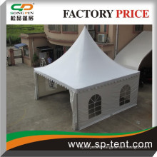 backyard canopy 6mx6m for outdoor party in square shape