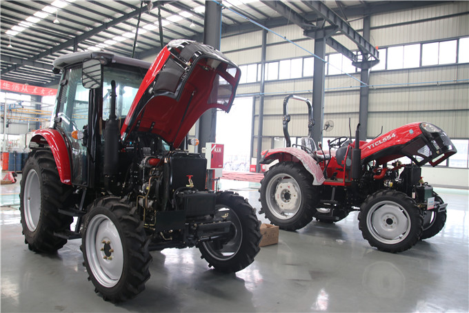 CE Passed Farm Tractor 90HP