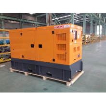 85kVA/68kw Volvo Diesel Generator Set with Soundproof Canopy Enclosure (TAD530GE)