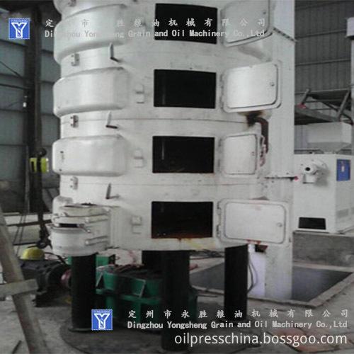 corn germ oil milling machine