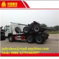 Sinotruk HOWO 6 * 4 Timber / Log Carrier Truck