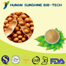 Low Price Soybean extract powder for Reliving mental stress