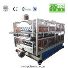 PVC/ASA Plastic Roof Tile Forming Machine