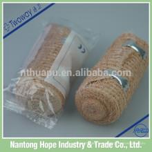 bandage élastique en crêpe coloré de bonne qualité