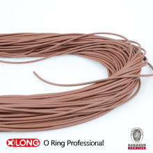 Dupont Brand O Ring Cord en couleur marron