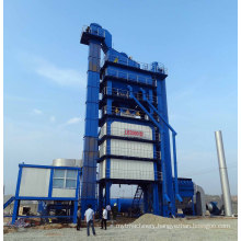 LB2000 Asphalt Mixing Plant with Integrated Finished Silo