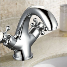 Brass basin faucet with chrom in china