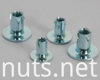 Steel Stamped Round Base Propeller T-Nut