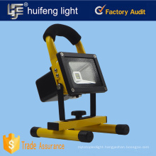 10w 20w 30w 50w High lumen rechargeable led outdoor flood light