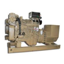 Fornecimento de energia Série Marinha Geradores Diesel 130kw