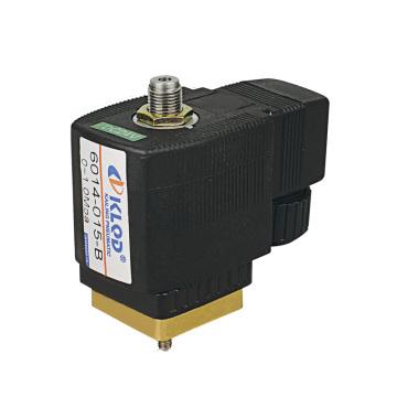 Válvula solenoide de baja tensión de la serie KL6014 de 3/2 vías