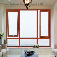Aluminum Thermal Break Tilt and Turn Casement Window (FT-W80)