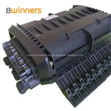 Caja de terminación de caja de fibra óptica para exteriores de 24 núcleos