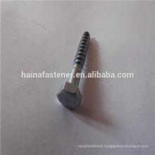 zinc plated Wood Screws (M4-M20)