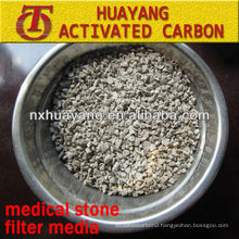 Supply 1-2mm maifanite for water filters filter