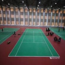 Revêtement de sol en PVC de haute qualité Inroll pour tennis intérieur