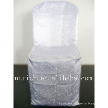 Elegant jacquard chair cover, damask chair cloth
