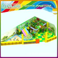 Newest Design Soft Indoor Playground Equipment (LEGU1007)