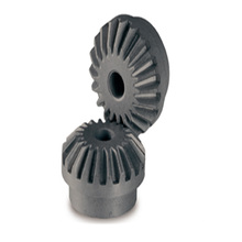 Factory Carbon Steel Straight Bevel Miter Gear