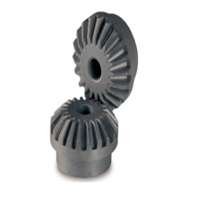 Factory Carbon Steel Straight Bevel Mitre Gear