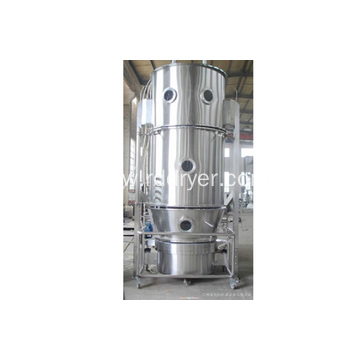 Fluid bed granulator machinery / fluidized bed granulator / fluidised bed dryer