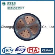 Хорошее качество PVC / XLPE Материал xlpe спецификации изоляции провода