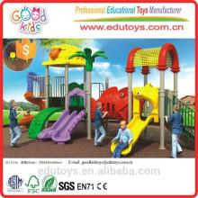 B11294 Outdoor Spielplatz für Kunststoff Garten