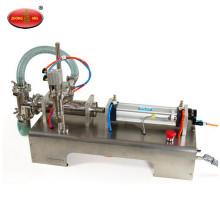 Máquinas semiautomáticas de llenado de líquidos de alta viscosidad para la venta
