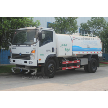 8cbm Sinotruk Electric Water Delivery Sprinkler Truck