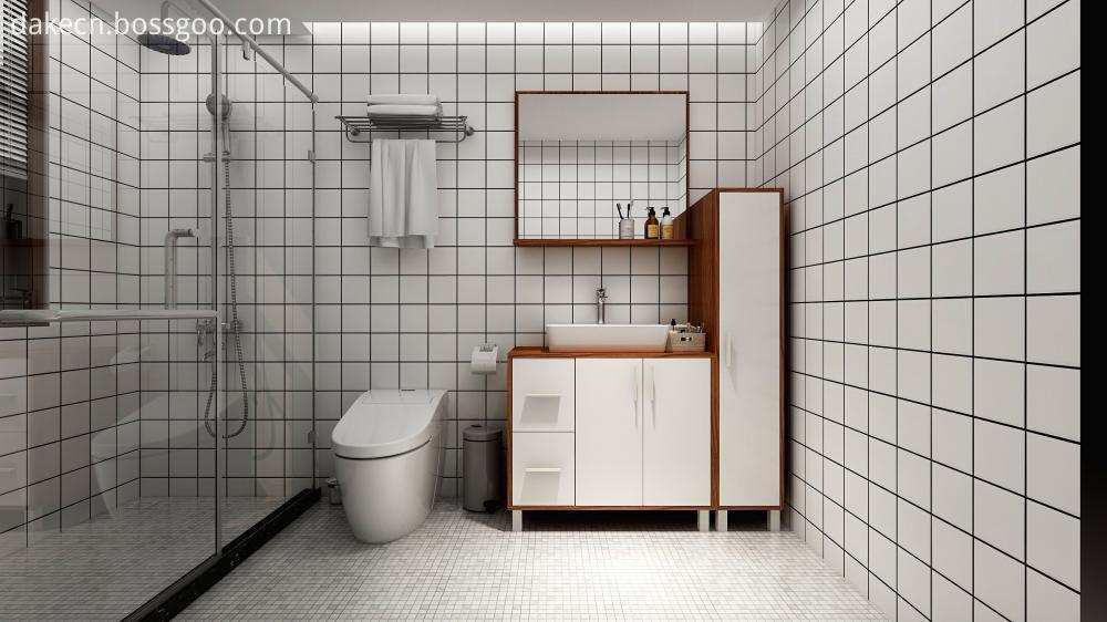 promotion bathroom cabinet