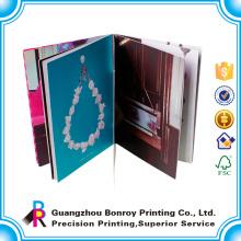 Impression de catalogues Fashional, Impression de brochures de bijoux
