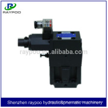 Yuken válvulas proporcionais de alívio de piloto para máquina de moldagem por injeção vertical