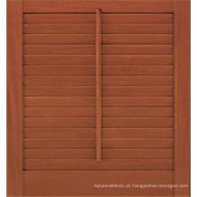 Stain Color madeira persiana janela persiana
