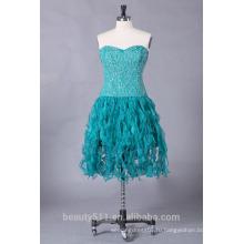 2017 Astergarden органзы без бретелек короткие коктейль платье ED107