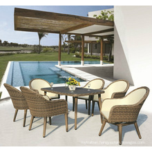 Outdoor Rattan and PU Garden Chair