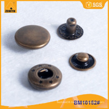 Spring Metal Snap Button BM10152