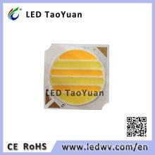 Double Dolor Temperature 19*19/F17 20W LED Light COB LED Chip