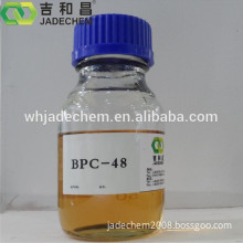Leveling agent and brightener in cyanide-free zinc plating BPC-48