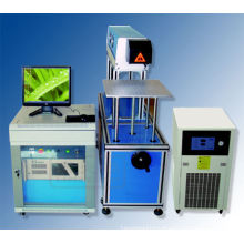 Plastic / Cloth/ Jeans / Cable Co2 Laser Marking Machine With Ce