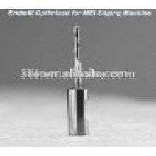 Tungsten Bits del molino de extremo para la máquina óptica de la afiladura de MEI