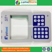 Pile Integrity Testing Device Waterproof Membrane Keypad