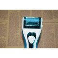 Callus Remover with 2different Color Rollers/Electric Callus Remover