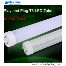 UL Dlc cUL Approuvé 5 pieds 25W T8 LED Tube Light