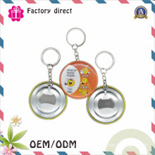 Wholesale 50mm Promotion Metal Key Chain