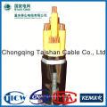 2015 Рекламные цены Топ качественный 3x2.5mm2 низкий галогенный силовой кабель электрический
