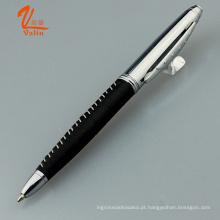 Caneta de couro promocional Atacado Pen for Promotion