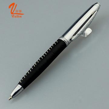 Stylo en cuir promotionnel stylo en gros pour promotion