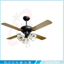 Unitedstar 52′′ Decoration Ceiling Fan (DCF-164) with Light and CE/RoHS