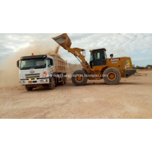 Wheel Loader With Weichai Engine XCMG ZL50GN